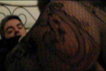 Mega culona chilena
